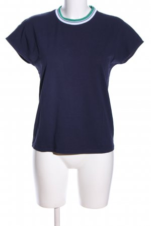 & other stories T-Shirt blau Casual-Look