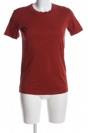 & other stories T-Shirt rot Casual-Look