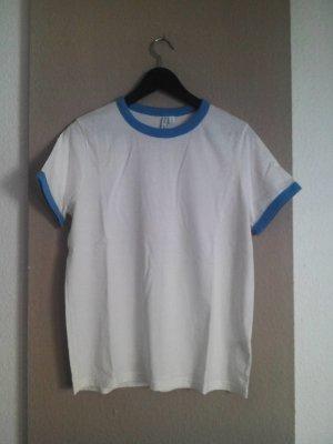 & other stories T-Shirt aus 100% Baumwolle, Größe 40 neu