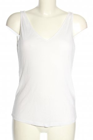 & other stories Tanktop weiß Casual-Look