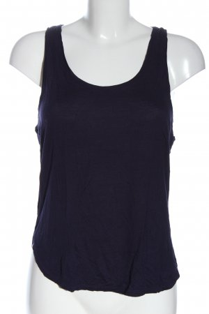 & other stories Tanktop blauw casual uitstraling