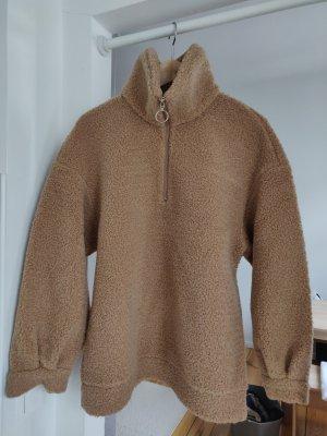 & other stories Fleece Jackets light brown-brown