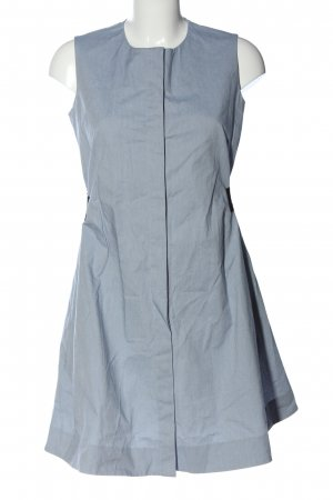 & other stories Vestido tipo overol gris claro look casual