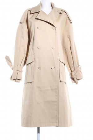 & other stories Trenchcoat wollweiß Business-Look