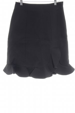 & other stories Tulip Skirt black business style