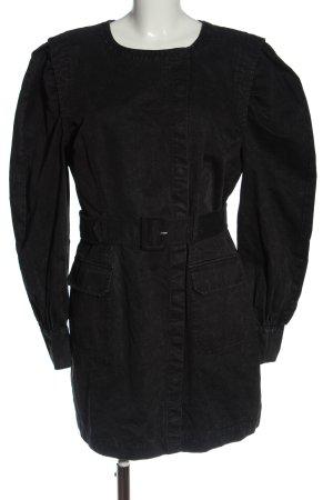 & other stories Between-Seasons-Coat black casual look