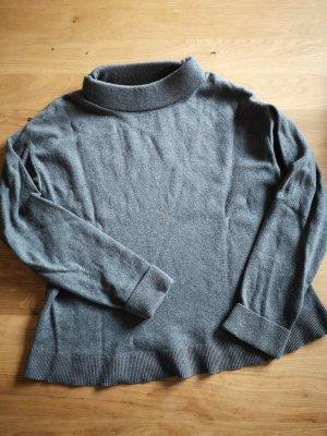& other stories Wool Sweater dark grey