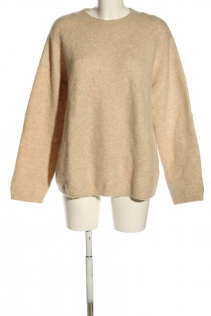 & other stories Wollpullover creme Casual-Look