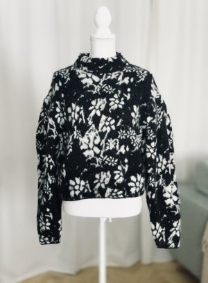 & other stories Wool Sweater black-white