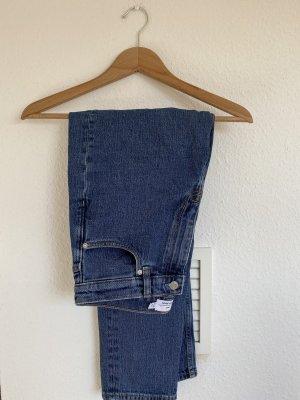 & other stories Jeans met rechte pijpen blauw