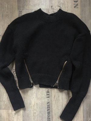 & other stories Knitted Sweater black