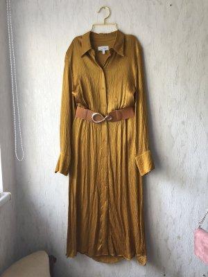 &otherstories Blusenkleid Gold/ Gelb S