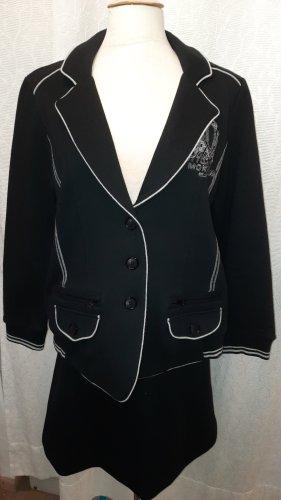 Otto Kern Jersey Blazer black