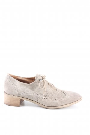 Otto Kern Wingtip Shoes light grey business style