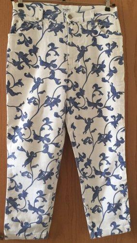 Otto Kern Jeans elasticizzati blu scuro-bianco Cotone