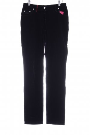 Otto Kern Five-Pocket Trousers black casual look