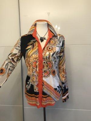 Otto Kern Camicia blusa multicolore