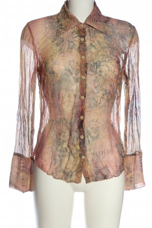 Otto Kern Shirt Blouse abstract pattern casual look