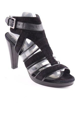 Otto Kern High Heel Sandaletten schwarz