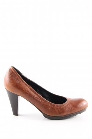 Otto Kern High Heels bronzefarben Business-Look
