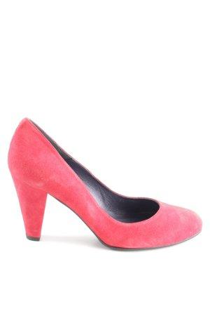 Otto Kern High Heels rot Casual-Look