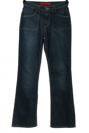 Otto Kern High Waist Jeans blau Casual-Look
