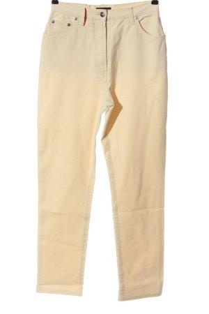 Otto Kern High Waist Jeans wollweiß Casual-Look