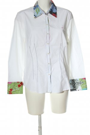 Otto Kern Langarmhemd Mustermix Casual-Look