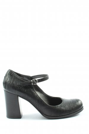 Otto Kern Scarpa Mary Jane nero stile casual