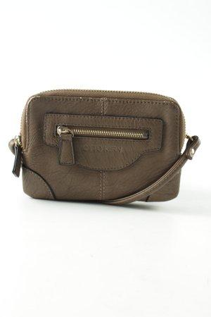 Otto Kern Mini sac brun style décontracté