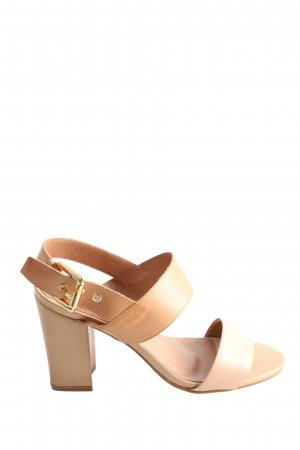 Otto Kern Riemchenpumps creme Casual-Look