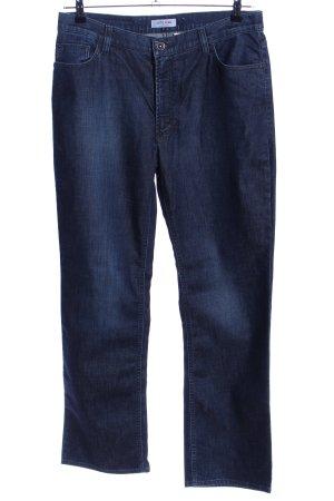 Otto Kern Slim Jeans blau Casual-Look