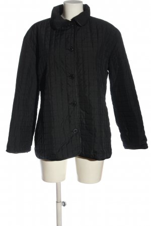 Otto Kern Quilted Jacket black polyester