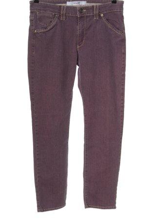 Otto Kern Straight-Leg Jeans lila Casual-Look
