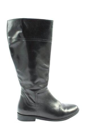 Otto Kern Wysokie kozaki czarny W stylu casual