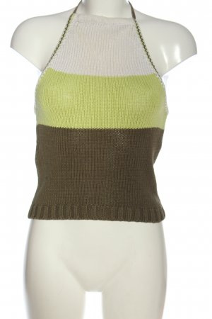 Otto Knitted Top multicolored casual look