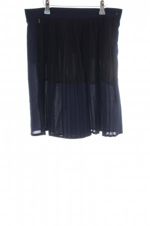 ottod'Ame High-Waist-Shorts blau Elegant