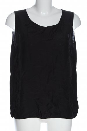 Oui Shirt basique noir style décontracté