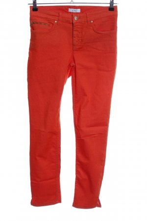 oui BLACK LABEL Jeggings rot Casual-Look
