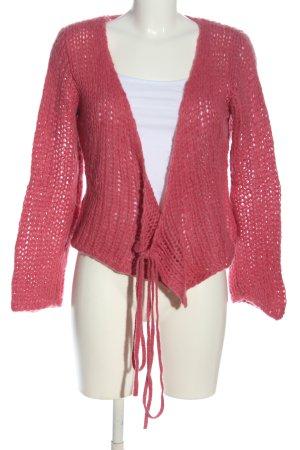 Oui Bolero pink Casual-Look