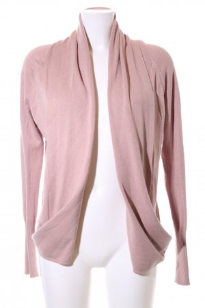 Oui Cardigan pink Casual-Look