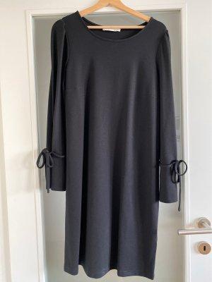 Oui : elegantes Kleid in schwarz