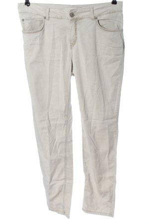 Oui Pantalone cinque tasche grigio chiaro stile casual