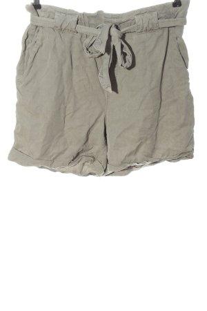 Oui Hot pants grigio chiaro stile casual