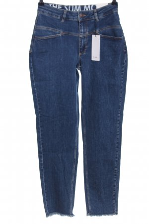 "Oui Karottenjeans ""The Slim Mom"" blau"