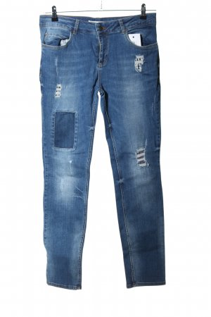 Oui Carrot Jeans blue casual look