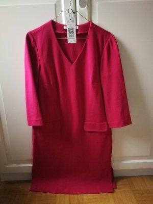 Oui Kleid Gr 34 pink