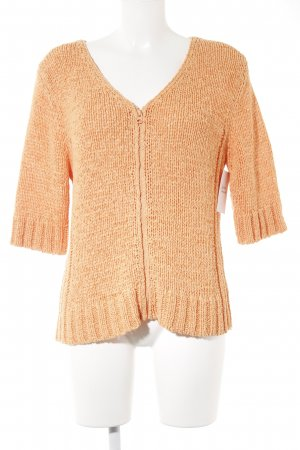 Oui Kurzjacke orange Street-Fashion-Look