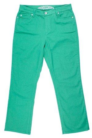 oui moments knallige Jeans grün Größe 40