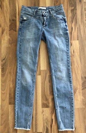 Oui Newport Slim Jeans 36